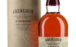 Виски Aberlour Abunadh Batch 63 0