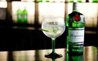 Как сделать коктейли с джином в домашних условиях