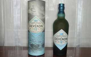 Отзыв: Виски Macduff The Deveron 12 years – Ровный спокойный 12-летний хайлендер