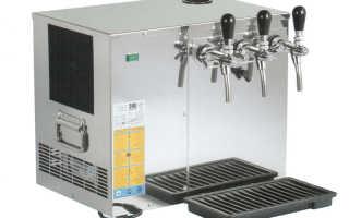 Сухой охладитель пива: особенности конструкции и применения