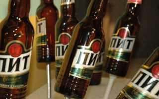 Пиво ПИТ и его особенности