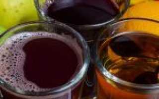 Домашние безалкогольные глинтвейны на основе сока