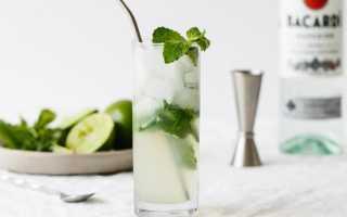 Рецепты приготовления классического алкогольного мохито в домашних условиях