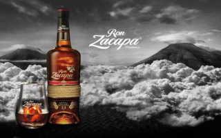 Ром Ron Zacapa (Рон Закапа) и его особенности