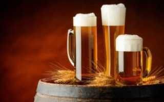 Зависимость артериального давления от употребления пива