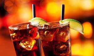 Ром с колой – приготовление коктейлей в домашних условиях