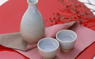 Рисовая водка (саке) и ее особенности