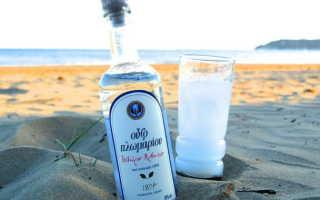 Греческая водка узо и ее особенности