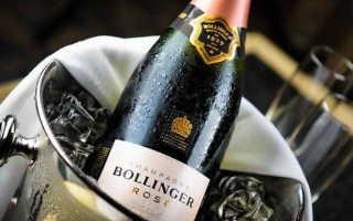 Шампанское Bollinger и его особенности