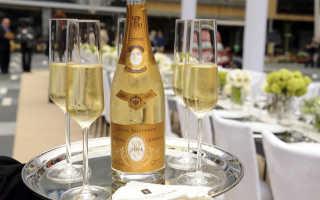 Шампанское Кристалл: обзор вкуса и видов как отличить подделку