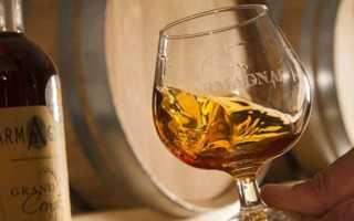 Виноградный бренди и его особенности