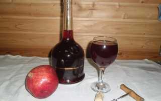 Как просто и быстро приготовить гранатовое вино в домашних условиях
