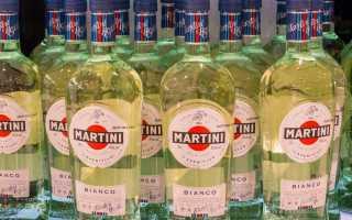 Классический – Мартини Бьянко – как пить и закусывать правильно
