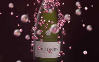Розовое шампанское: что это, обзор вкуса 8 популярных марок