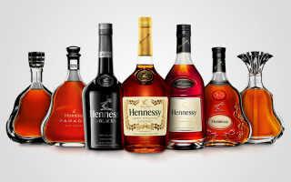 Обзор коньяка Hennessy VSOP (Хеннесси ВСОП) и его характеристика