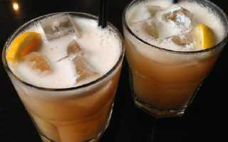 Алкогольный коктейль «Амаретто сауэр»: рецепт с фото