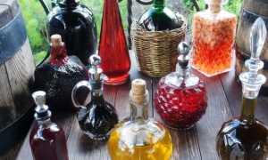 Как пить Уссурийский бальзам