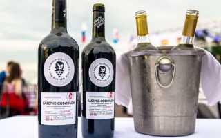 Обзор марок и видов русских вин