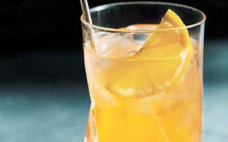 Алкогольный коктейль «Бумажный самолётик»: рецепт с фото