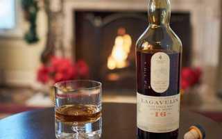 Виски Lagavulin 16 years old (Лагавулин 16 лет выдержки) и его особенности