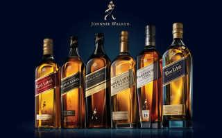 Виски Джонни Уокер: история, обзор вкуса и видов как отличить подделку