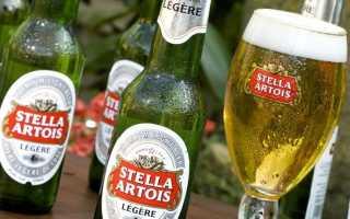 Пиво Cтелла Артуа: история, виды и вкус как пить