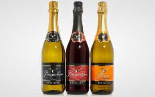 Шампанское Фраголино: обзор вкуса и видов стоит ли покупать