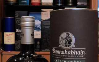 Отзыв: Виски Bunnahabhain Cruach-Mhona – Очень хороший, но не на 100% сбалансированный молт!