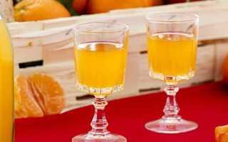 Как приготовить апельсиновую водку в домашних условиях по пошаговому рецепту