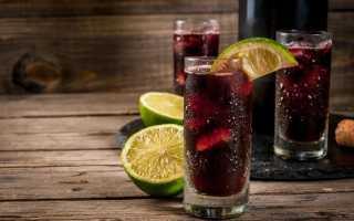 Алкогольный коктейль «Виноградный мартини»: рецепт с фото