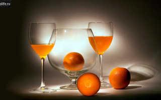 Рецепт приготовления вина из апельсинов в домашних условиях