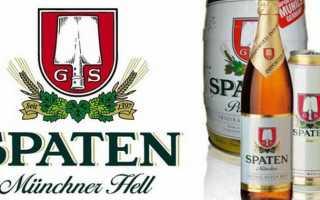 Обзор пива Шпатен