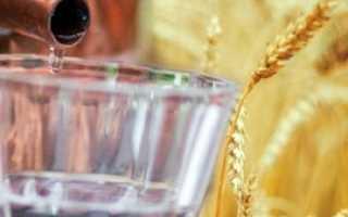 Полугар или хлебное вино – не заслуженно забытое старое