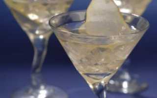 Рецепт приготовления коктейлей из водки