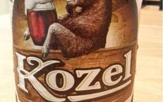 Отзыв: Пивной напиток Velkopopovicky Kozel безалкогольный – Не сильно впечатлило