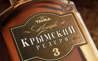 Крымские коньяки и их особенности