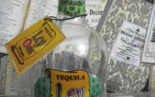 Отзыв: Текила Hacienda la Capilla Ley 925 Blanco – Хорошая текила для любителей данного напитка