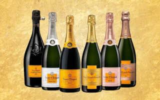 Вдова Клико шампанское: обзор вкуса и видов как отличить подделку