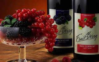 Фруктовые вина и их особенности