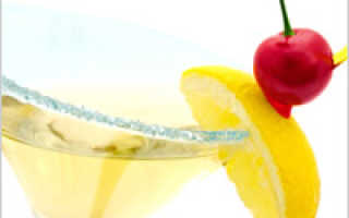Алкогольный коктейль «Веспер»: рецепт с фото