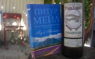 Обзор грузинского вина Ркацители