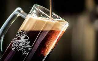 Обзор видов и марок темного пива