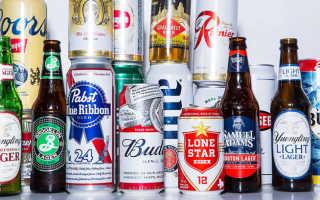 Пиво лагер: история, особенности, виды
