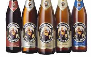 Немецкое пиво – Францисканер