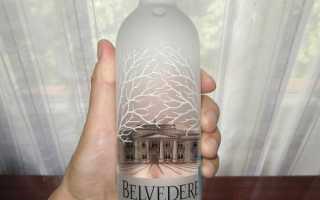 Отзыв: Водка Polmos Belvedere – Эталонная польская водка