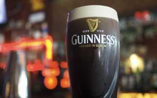 Пиво Гиннесс: история, виды, как пить, интересные факты